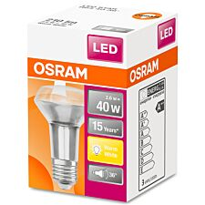 Osram R63 LED Star 40W ES Bulb - Warm White