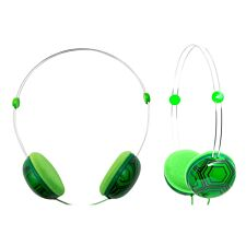 Ifrogz Animatone Turtle Headphone - Green