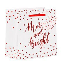 RSW 3 Pack Gift Bags - Red