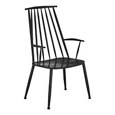 New Foundry Metal Armchair