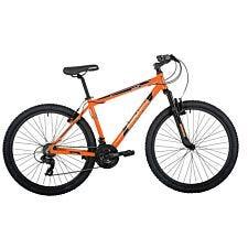 Barracuda Draco 2 27.5 Inch Wheel 21 Speed Mountain Bike - Mango/Black