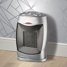 Fine Elements PTC Fan Heater With Oscillation