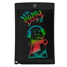 Doodle 8.5 inch LCD Writer Colour screen - Black