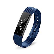 Aquarius AQ115 Bluetooth Fitness Tracker - Blue