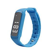 Aquarius AQ114 Teen Fitness Tracker - Blue