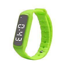 Aquarius AQ114 Teen Fitness Tracker - Green