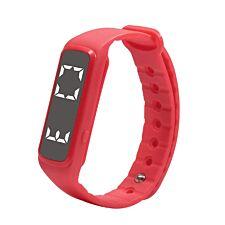 Aquarius AQ114 Teen Fitness Tracker - Red