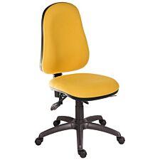Teknik Ergo Comfort Spectrum Operator Chair - Solano (Yellow)