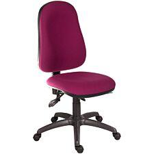 Teknik Ergo Comfort Spectrum Operator Chair - Diablo (Magenta)
