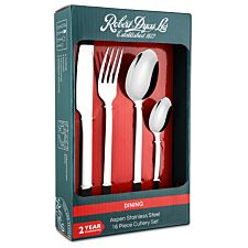 Robert Dyas 16-Piece Aspen Cutlery Set