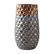 Premier Housewares Galaxy Metallic Vase - Large