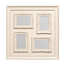 """Premier Housewares Multi Photo Frame, 4 Photo in Black Plastic - 4 x 6"""""""