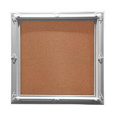 Premier Housewares Memo Board White Frame