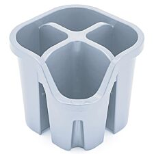 Addis Eco Cutlery Holder Drainer - Grey