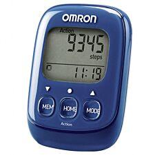 OMRON OMRHJ325B Walking Style IV Pedometer - Blue