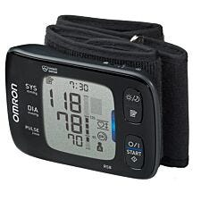 Omron OMRRS8 RS8 Wrist Blood Pressure Monitor Meter – Black