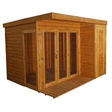 Mercia Premium Garden Room - 10' x 8'