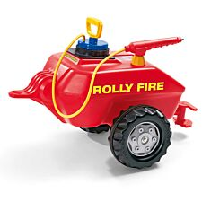 Rolly 15L Fire Tanker and Spray for Kid's Ride-On Trucks/Tractors
