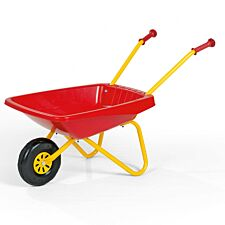 Kid's Wheelbarrow - Red/Yellow