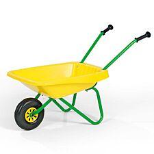 Kid's Wheelbarrow - Yellow/Green