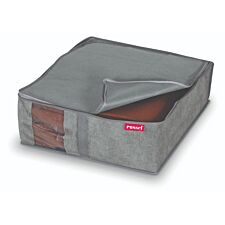 H & L Russel Oblong Storage Bag - Stone
