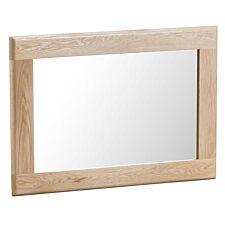 Cranbrook Natural Oak Medium Wall Mirror