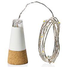 Multicolour String Bottle Light