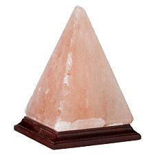 Premier Housewares Pyramid Salt Lamp