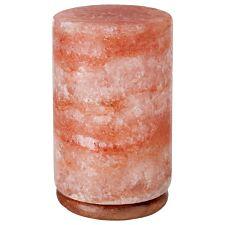 Premier Housewares Cylinder Salt Lamp