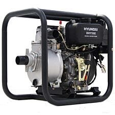 Hyundai DHY50E 50mm 2 Electric Start Diesel Water Pump