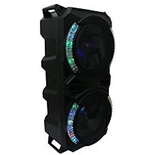 Daewoo 60W PMPO Bluetooth Trolley Speaker with Colour Changing Lights