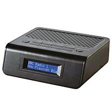 Daewoo DAB+/FM Slim Radio with LCD Display