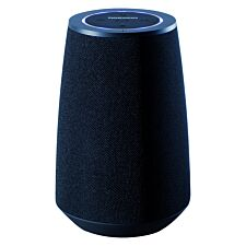 Daewoo Bluetooth Fabric Speaker with Voice Assistant Plus - Blue
