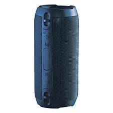 Daewoo Rechargeable Bluetooth Fabric Speaker - Blue