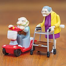 Racing Granny & Grandad Pack