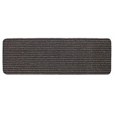 JVL Infinity Heavy Duty 50x150cm Doormat - Brown