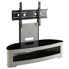 Jual Florence Grey Ash Cantilever TV Stand