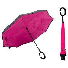Flo Umbrella - Pink Plain