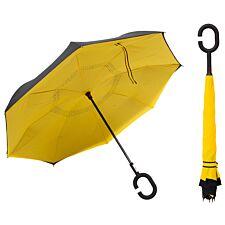 Flo Umbrella - Yellow Flower