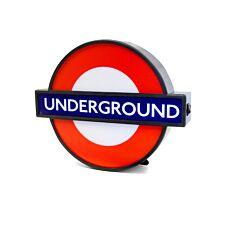 TFL Mini Underground Roundel Lightbox