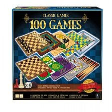 Ambassador Classic Games Collection - 100 Game Set