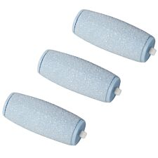 Carmen Pedi White Replacement Rollers - 3 Pack