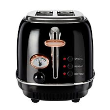 Tower T20016 2-Slice Stainless Steel Toaster