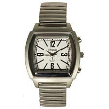 Lifemax Vintage Talking Atomic Watch - Expanding Bracelet