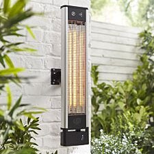 Swan Wall Mounted 1.8kw Patio Heater