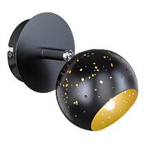 Wofi Pilar Wall Lamp - Black