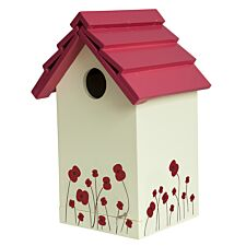 Mansion Garden Bird House