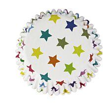 PME Stars Cupcake Case - 30 Pack