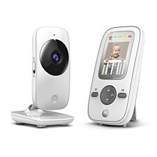 "Motorola Video Baby Monitor 2"" Screen"