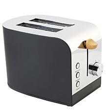 Salter EK3618BLACK Skandi 2-Slice Toaster - Black